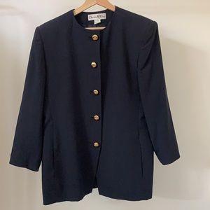 Christian Dior Navy Jacket
